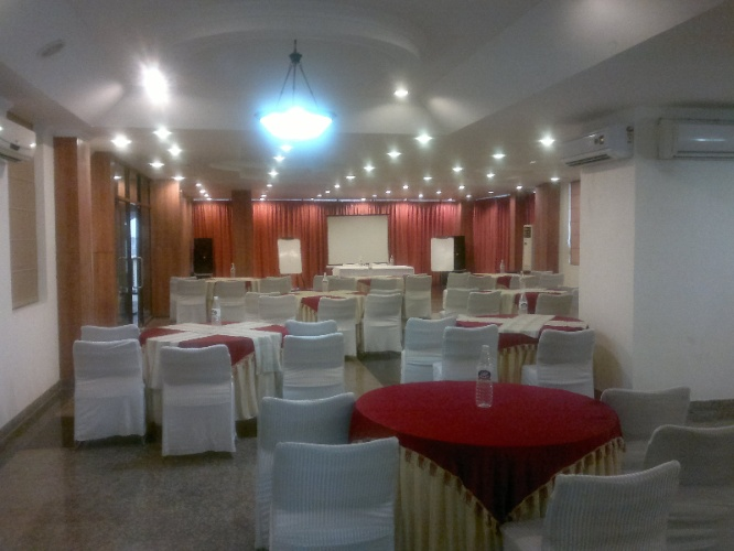Conference Hall 5 of 9