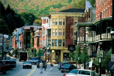 Spend The Day Visiting The Historic Town Of Jim Thorpe. 6 of 13