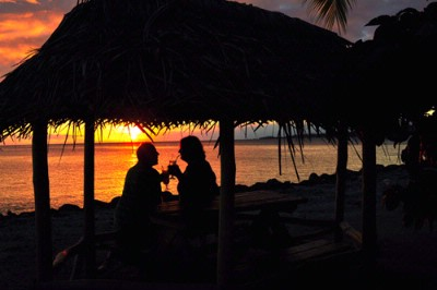 Sunset Dining Fale 7 of 23
