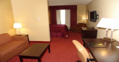 Our Junior Suites Have A Living Room 6 of 9