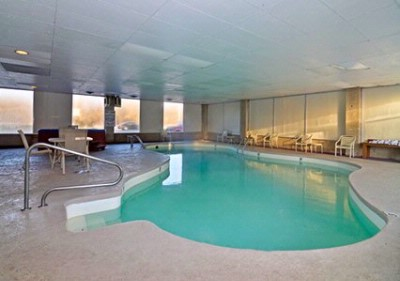 Indoor Pool And Spa 9 of 16