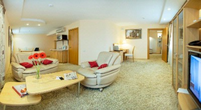 Superior Suite Double Bed 2 Rooms 2 of 16