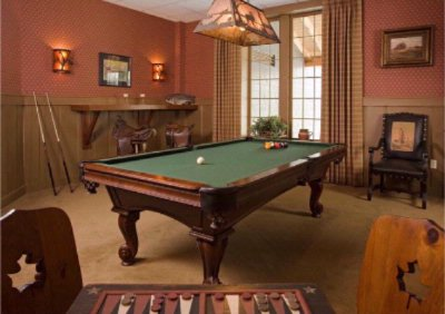 Lake Opechee Inn & Spa -Billiard Room 12 of 23