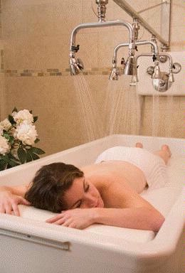 Lake Opechee Inn & Spa -Tranquility Springs Wellness Spa -Vichi Shower Body Treatment 19 of 23