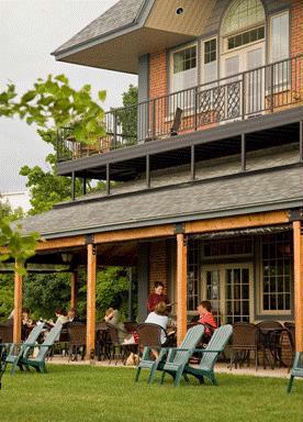 Lake Opechee Inn & Spa -Restaurant -Alfresco Dining 21 of 23