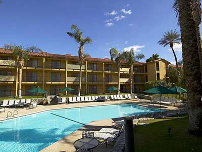 Embassy Suites Palm Desert Pool