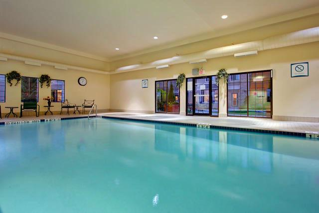 Relax In Our Indoor Pool. 10 of 13