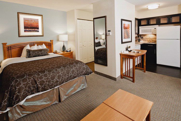 Our Studio Suites Are Spacious And Modern 5 of 13