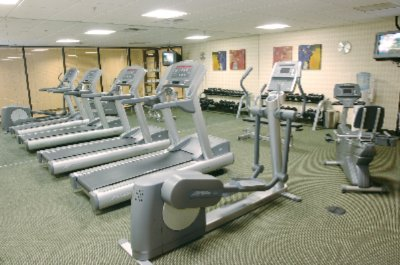 Top Level Fitness Room Complimentary 6 of 11