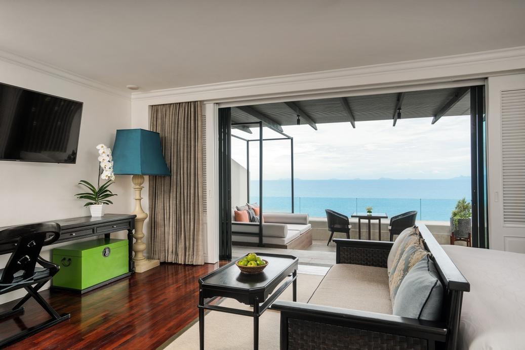 The Ocean View Rooms Provide The Ideal Space For You To Sit Back And Soak Up The Spectacular Views 9 of 16