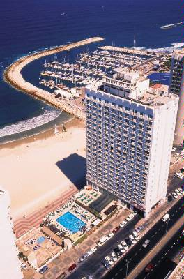 Crowne Plaza Tel Aviv Beach 1 of 14
