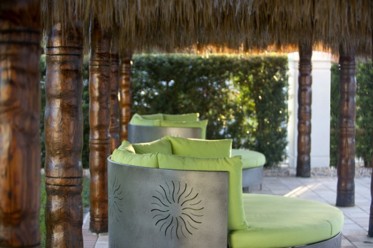 Outdoor Covered Cabanas 12 of 31