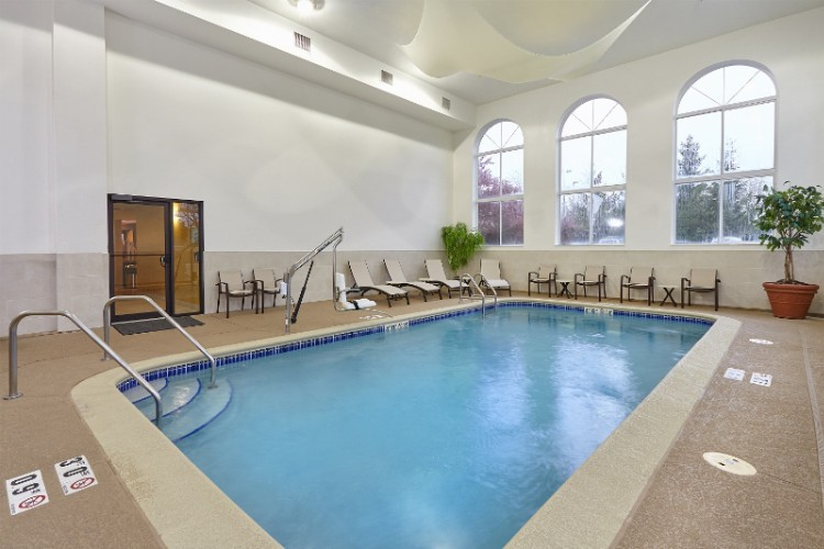 After A Long Day Relax In Our Indoor Heated Pool 6 of 15