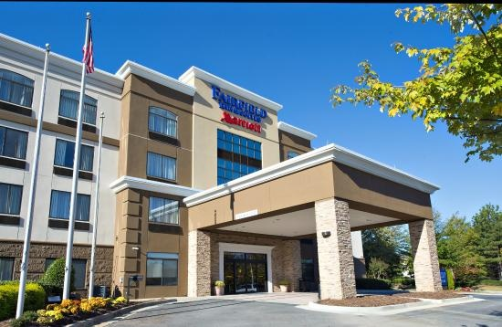 Fairfield Inn & Suites Atlanta Buford / Mall of Ga 1 of 16