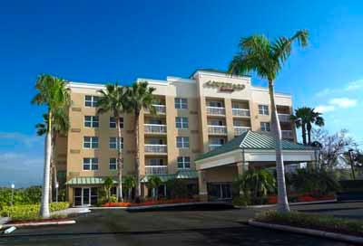 Courtyard by Marriott Miami Aventura Mall 1 of 11