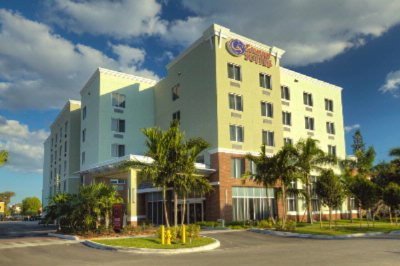 Image of Comfort Suites Miami Airport North