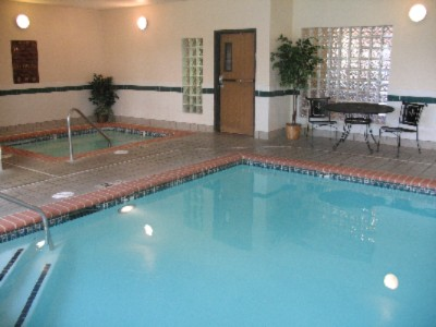 Indoor Pool And Hot Tub 8 of 12