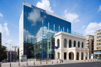 Novotel Bucharest City Centre 1 of 15
