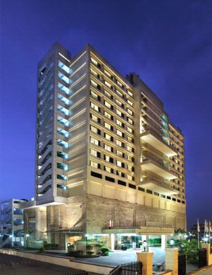Holiday Inn New Delhi Mayur Vihar Noida 1 of 7