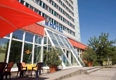 Comfort Hotel Lichtenberg Rhinstrasse  Berlin