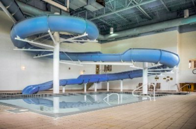 Indoor Pool & Waterslide 12 of 21