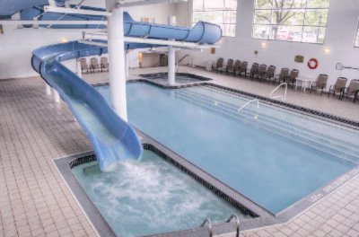 Indoor Pool & Waterslide 14 of 21