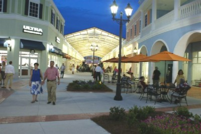 Tanger Outlet Shopping Center 11 of 11