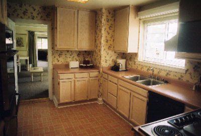 Spacious Kitchens In Our 1 Or 4 Bedroom Family Cottages 8 of 16