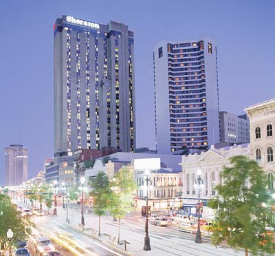 Image of Sheraton New Orleans