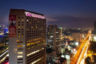 Crowne Plaza Bangkok Lumpini Park 1 of 27