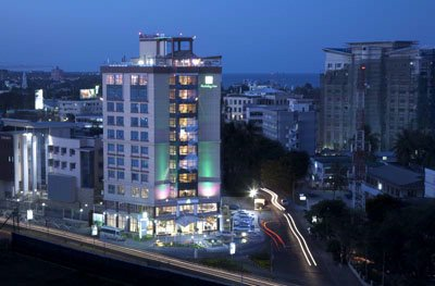 Holiday Inn Dar Es Salaam City Center