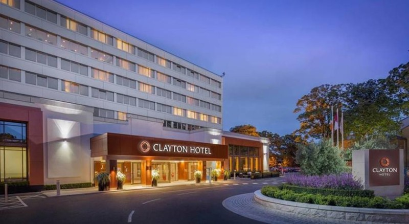 Clayton Hotel Burlington Road Rd Dublin D04a318