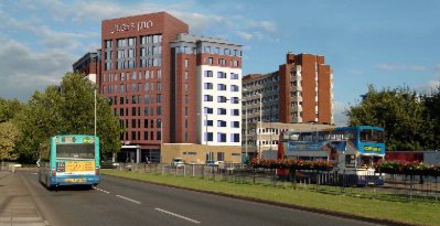 Jurys Inn Swindon 1 of 3
