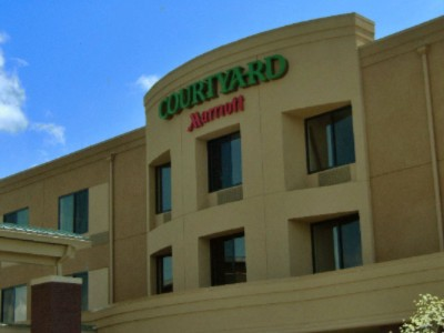 Courtyard by Marriott Knoxville Airport / Alcoa
