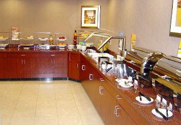 Our Breakfast Buffet Has Hot And Cold Items 5 of 10