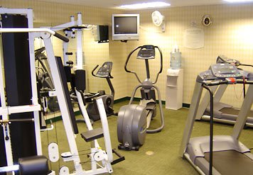 Our Workout Facility 9 of 10