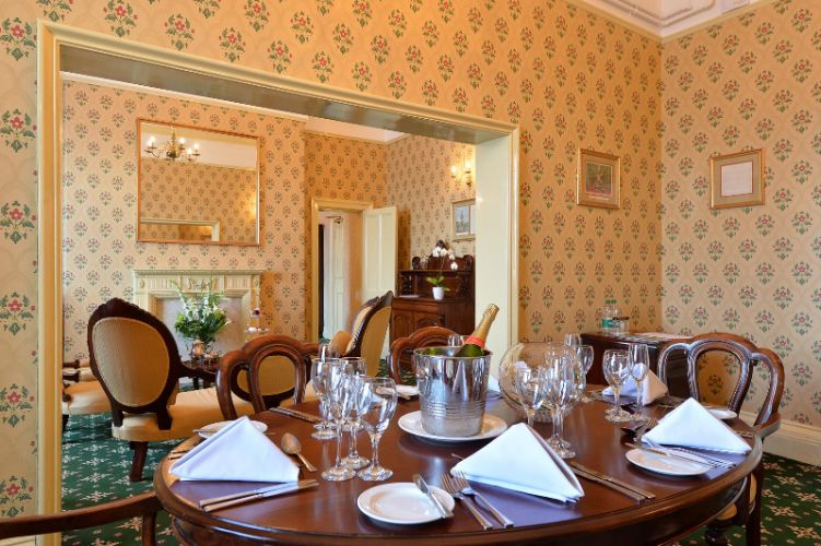 Dining Room In 1862 Suite 10 of 11
