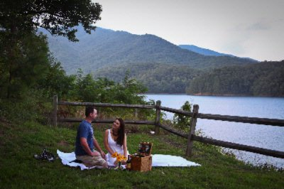 Picnic At Fontana Lake 6 of 6