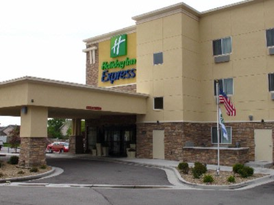Welcome To Holiday Inn Express Midvale 3 of 16