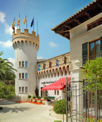 Image of Castillo Hotel Son Vida a Luxury Collection Hotel