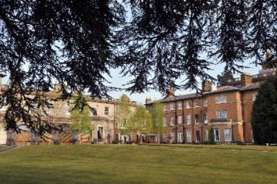 Image of Oatlands Park Hotel