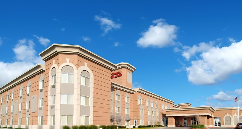 Hampton Inn & Suites Salt Lake City Airport by Hilton