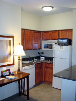 Fully Equipped Kitchen With All The Essentials Including A Full Size Coffee Pot 6 of 14