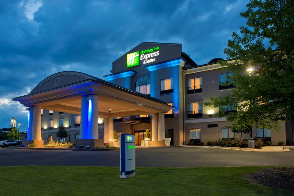 Holiday Inn Express & Suites Prattville 1 of 11