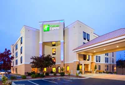 Holiday Inn Express Durham 1 of 10