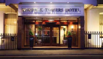 Norfolk Towers Paddington Hotel 1 of 20