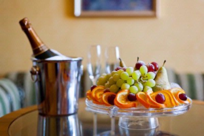 Fruits & Champagne In Room 6 of 21