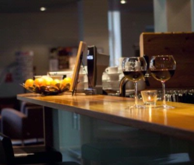 Bar Area At Clarion Collection Hotel Valdemars In Riga 6 of 12