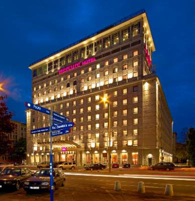 Image of Mercure Warsaw Grand