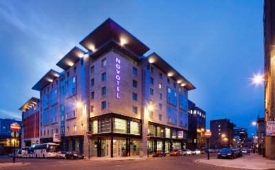 Novotel Glasgow Centre 1 of 8